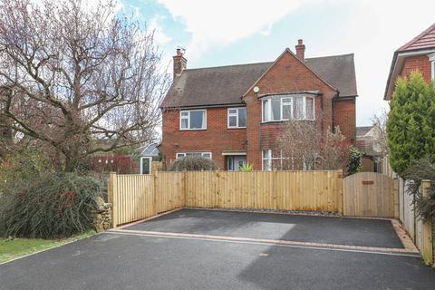 3 bedroom detached house for sale - Dukes Drive, Chesterfield