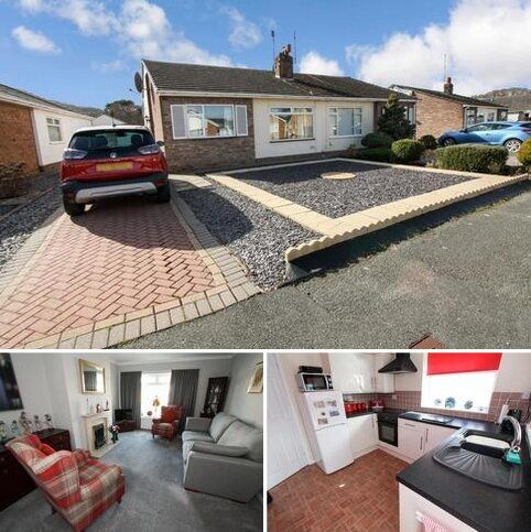 2 bedroom semi-detached bungalow for sale - Turnberry Drive, Abergele
