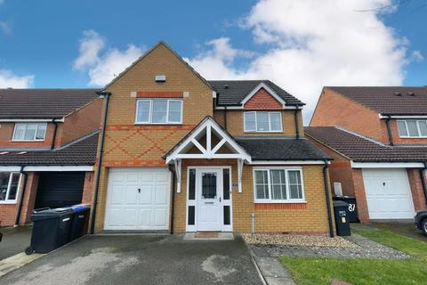4 bedroom detached house for sale - Walkers Way, Wootton