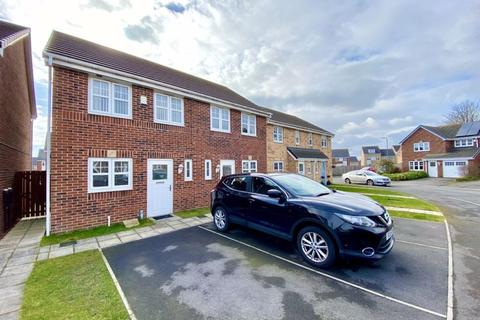 2 bedroom semi-detached house for sale - Babbage Gardens, Stockton, TS19 8GL