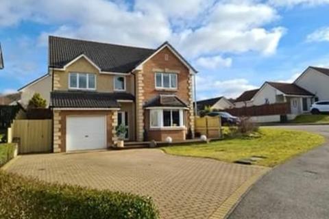 4 bedroom detached house for sale - Castlehill Park, Inverness