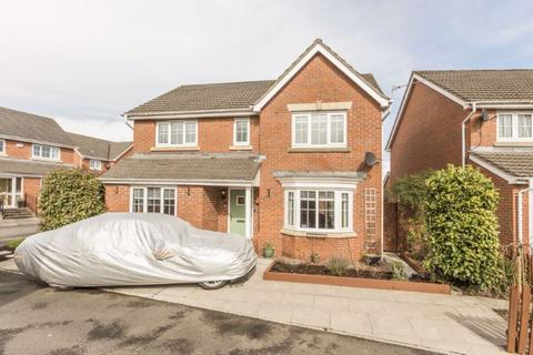 4 bedroom detached house for sale - Brigantine Way, Newport - REF# 00012988
