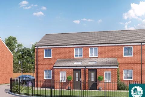 3 bedroom terraced house for sale - Old Fallings Lane, Wolverhampton