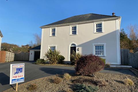 4 bedroom detached house for sale - Stad Craig Ddu, Llanon