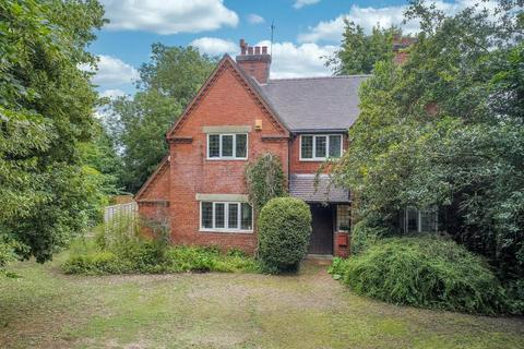 Character property for sale - The Croft, Church Street, Donisthorpe