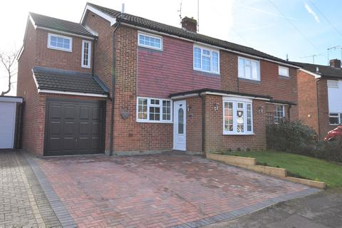 4 bedroom semi-detached house for sale - Canford Close, Great Baddow, Chelmsford, CM2