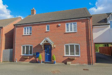 4 bedroom detached house for sale - Warren Farm, Willington, Bedford, MK44