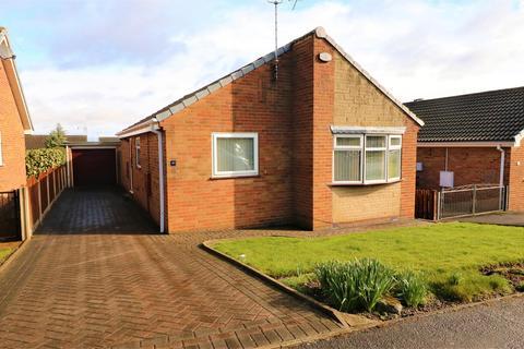 2 bedroom detached bungalow for sale - Bramley Grange Crescent, Bramley, Rotherham