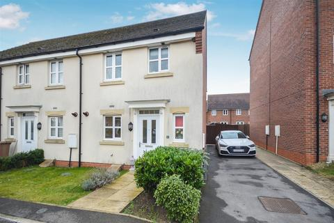 3 bedroom semi-detached house for sale - Deansleigh, Lincoln
