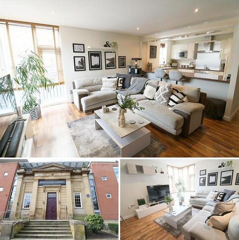 1 bedroom apartment for sale - Kingston Square, Hull
