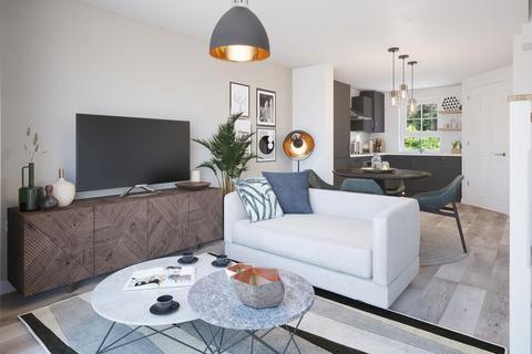 2 bedroom end of terrace house for sale - Plot 157, Denford at Birds Marsh View Ph2, Gainey Gardens, Chippenham, CHIPPENHAM SN15