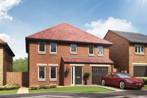 4 bedroom detached house for sale - Plot 57, The Dilston at Churchfields, Off Silkworth Rd SR3