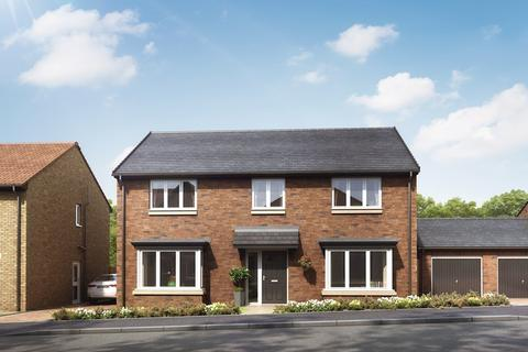 5 bedroom detached house for sale - Plot 59, The Mulberry at Churchfields, Off Silkworth Rd SR3