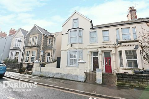 5 bedroom end of terrace house for sale - Piercefield Place, Cardiff