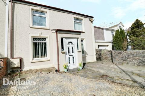 3 bedroom end of terrace house for sale - Alma Street, Brynmawr