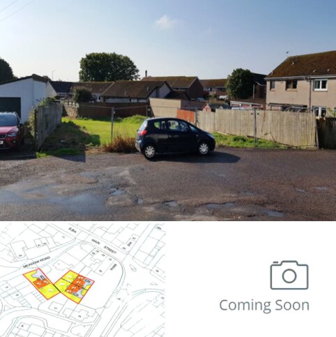 Plot for sale - Meadow Road, Leuchars KY16