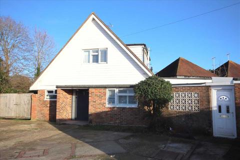 4 bedroom detached house for sale - Goodwood Road, Worthing.