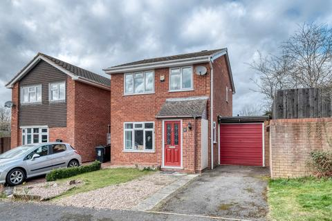 3 bedroom link detached house for sale - Paxford Close, Church Hill North, Redditch, B98 8RH