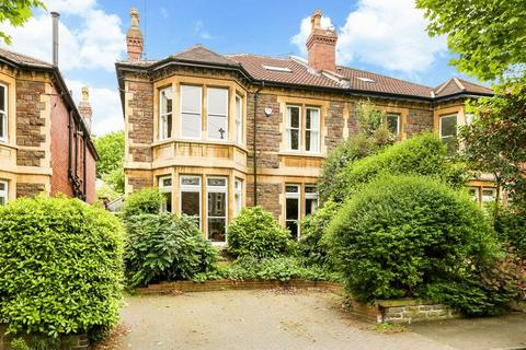 Salisbury Road Redland 6 Bed Semi Detached House For Sale 1 250 000