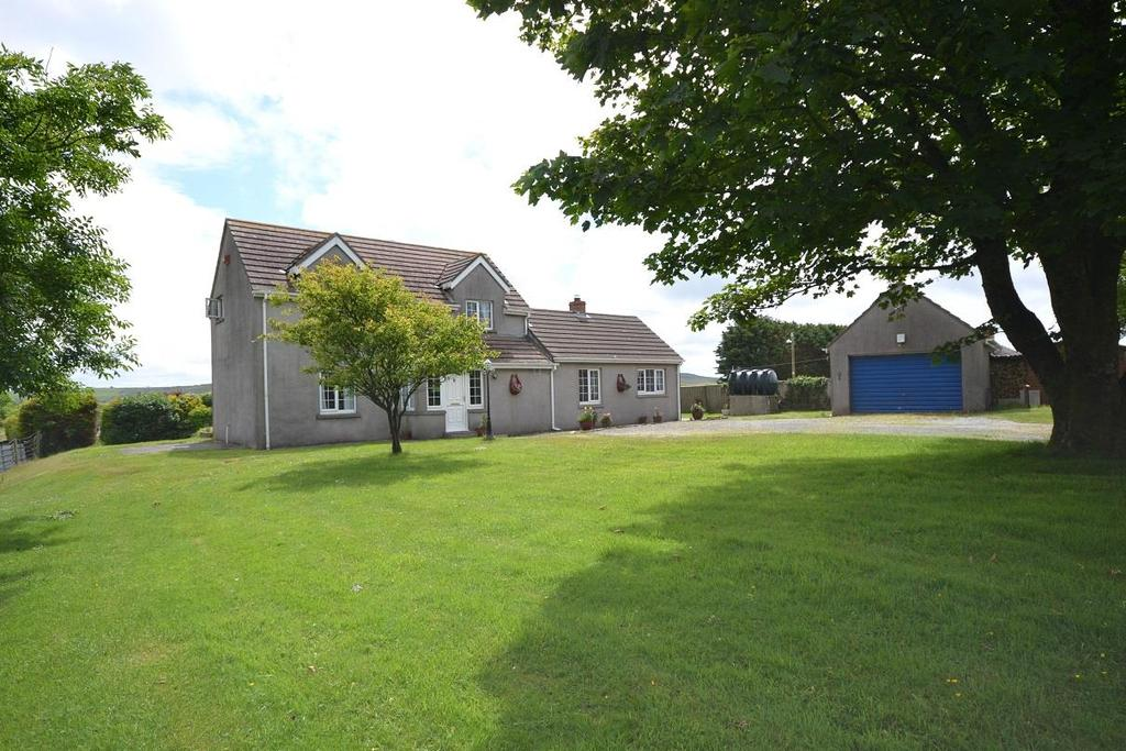 4 Bedrooms Detached House for sale in Hayscastle