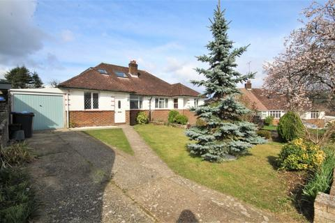 5 bedroom semi-detached bungalow for sale - Vale Avenue, Findon Valley, Worthing BN14 0BZ