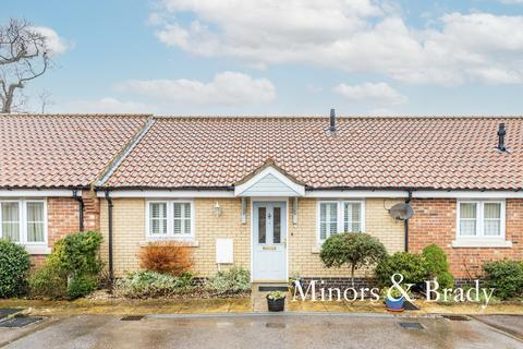 2 bedroom terraced bungalow for sale - Arnold Pitcher Close, North Walsham