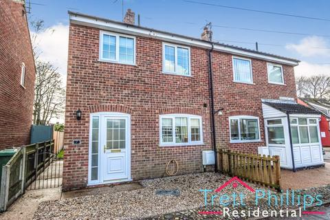 3 bedroom semi-detached house to rent - Woodland Walk, Buxton