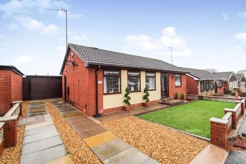 2 bedroom detached bungalow for sale - Weybourne Avenue, Baddeley Green, ST2