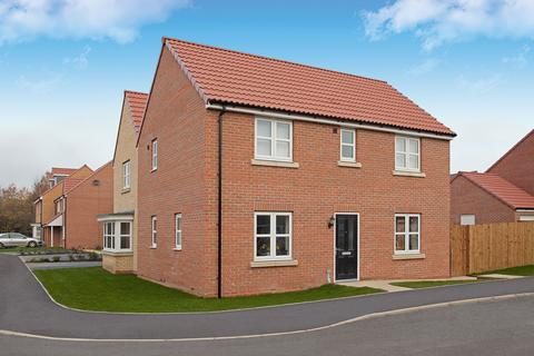 4 bedroom detached house for sale - Plot 01, The Mountford at Cayton Reach, The Boulevard, Middle Deepdale, Scarborough YO11