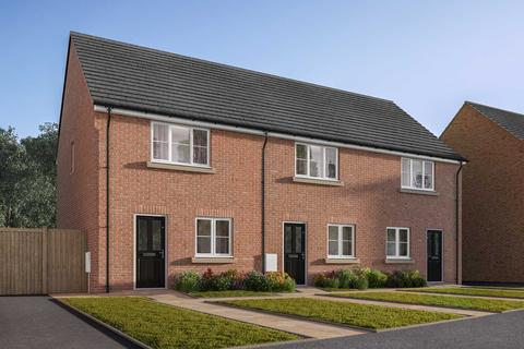 2 bedroom semi-detached house for sale - Plot 136, The Harcourt at South Minster Pastures, Beverley, Yorkshire HU17