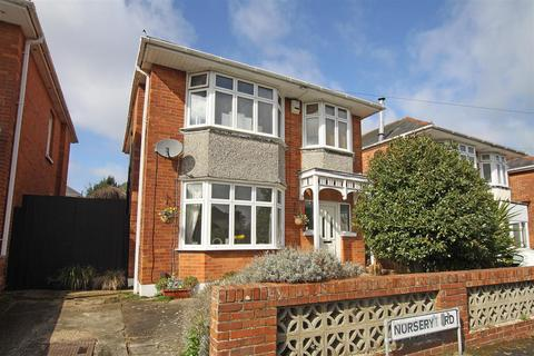 4 bedroom detached house for sale - Nursery Road, Bournemouth