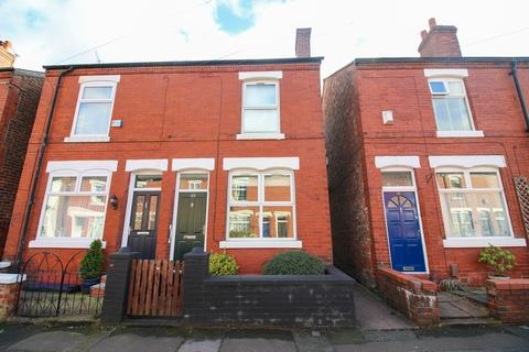 2 bedroom semi-detached house to rent - Winifred Road, Heaviley, Stockport, SK2