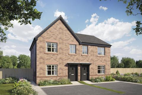 3 bedroom semi-detached house for sale - Plot 43, The Cherry at King's Quarter, Westminster Road, Macclesfield SK10