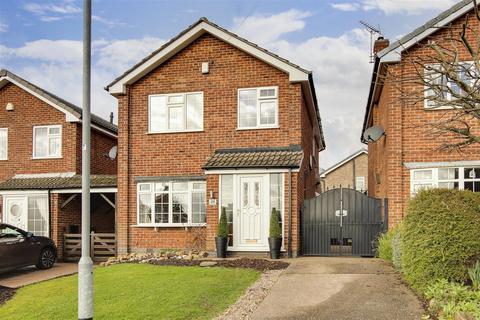 3 bedroom detached house for sale - Houldsworth Rise, Arnold, Nottinghamshire, NG5 8HZ
