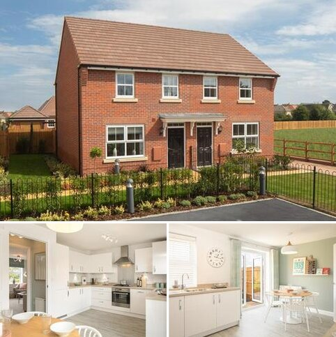 3 bedroom semi-detached house for sale - Plot 255, Archford at Kingfisher Meadow, Holt Road, Horsford, NORWICH NR10