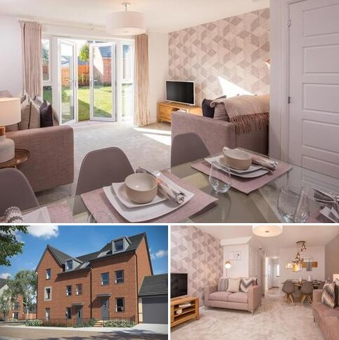 3 bedroom terraced house for sale - Plot 134, Norbury at Barratt Homes @ Brunel Quarter, Station Road, Chepstow, CHEPSTOW NP16
