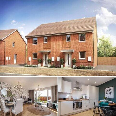 3 bedroom terraced house for sale - Plot 169, Folkestone at Gillies Meadow, Park Prewett Road, Basingstoke, BASINGSTOKE RG24