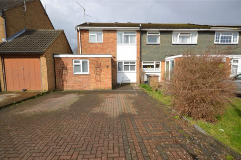 3 bedroom end of terrace house for sale - Dawlish Road, Luton, Bedfordshire, LU4