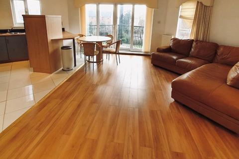 2 bedroom flat to rent - City Quay - Stunning Riverside Apt with balcony and parking