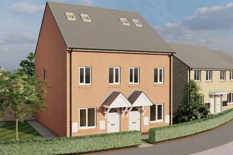 3 bedroom semi-detached house for sale - TheSycamore at Broad Oaks, Nightingale Lane, Denver, Nightingale Lane PE38
