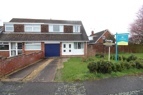 3 bedroom semi-detached house for sale - Denton Road, Stanground, PE2