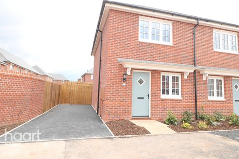 2 bedroom semi-detached house for sale - Beards Wood Drive, Breadsall Hilltop