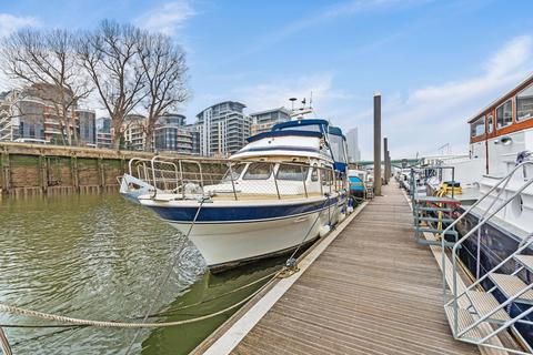 3 bedroom houseboat for sale - Imperial Wharf Marina, Fulham, SW6