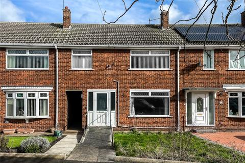 3 bedroom terraced house for sale - Stornaway Square, Hull, East Yorkshire, HU8