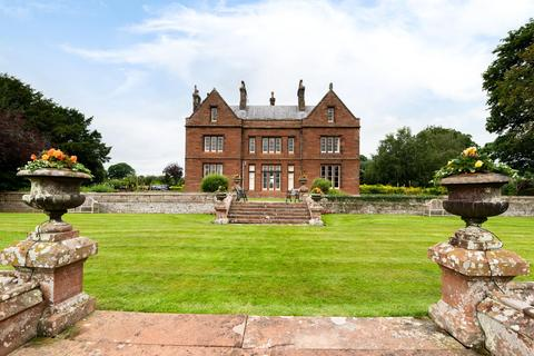 10 bedroom manor house for sale - Staffield Hall, Staffield, Penrith, Cumbria