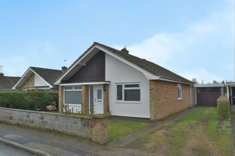 3 bedroom detached bungalow for sale - Willow Close, Wortwell