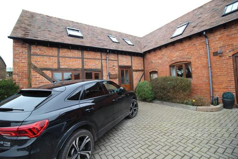 2 bedroom barn conversion to rent - The Stables, Whitlocks End Farm