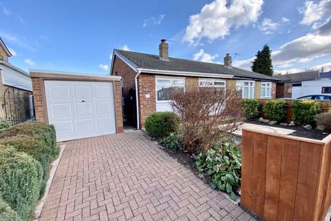 2 bedroom semi-detached bungalow for sale - Fuller Crescent, Norton, Stockton, TS20 1HB