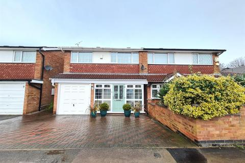 3 bedroom semi-detached house to rent - Peebles Way, Rushey Mead, Leicester
