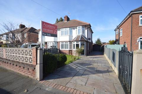 3 bedroom semi-detached house for sale - Liverpool Road, Widnes